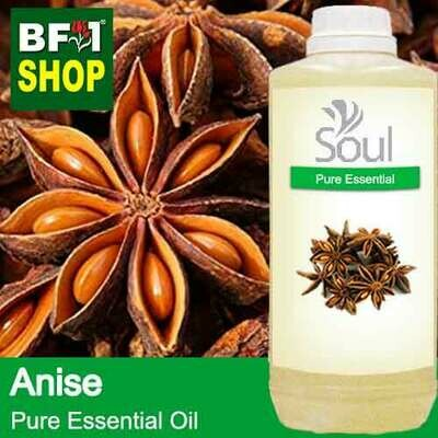 Pure Essential Oil (EO) - Anise Essential Oil - 1L