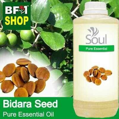 Pure Essential Oil (EO) - Bidara Seed ( Zizyphus Mauritiana ) Essential Oil - 1L