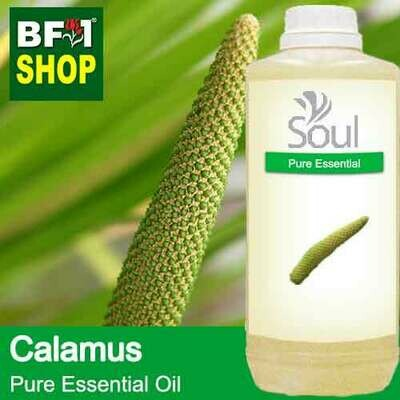 Pure Essential Oil (EO) - Calamus Essential Oil - 1L