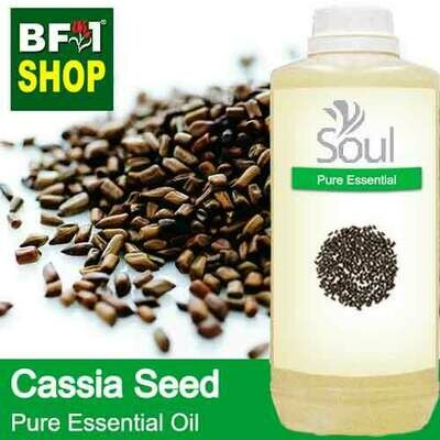 Pure Essential Oil (EO) - Cassia Seed Essential Oil - 1L