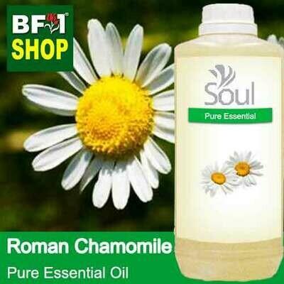 Pure Essential Oil (EO) - Chamomile - Roman Chamomile Essential Oil - 1L