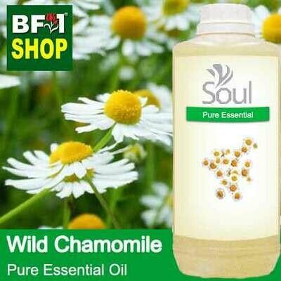 Pure Essential Oil (EO) - Chamomile - Wild Chamomile Essential Oil - 1L