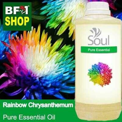 Pure Essential Oil (EO) - Chrysanthemum - Rainbow Chrysanthemum Essential Oil - 1L