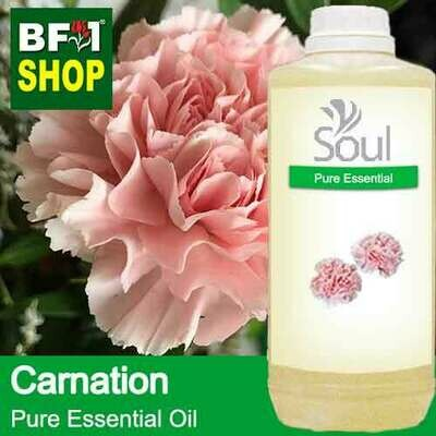 Pure Essential Oil (EO) - Carnation Flower Essential Oil - 1L