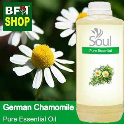 Pure Essential Oil (EO) - Chamomile - German Chamomile Essential Oil - 1L