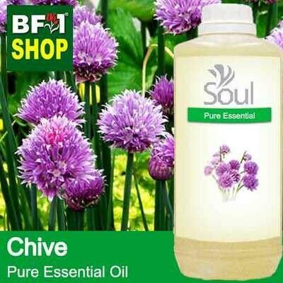 Pure Essential Oil (EO) - Chive ( Allium schoenoprasum L ) Essential Oil - 1L