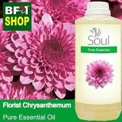 Pure Essential Oil (EO) - Chrysanthemum - Florists Chrysanthemum Essential Oil - 1L