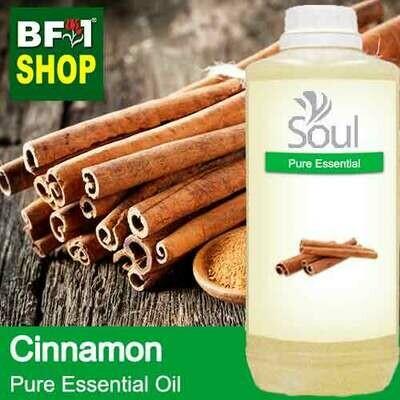 Pure Essential Oil (EO) - Cinnamon Essential Oil - 1L