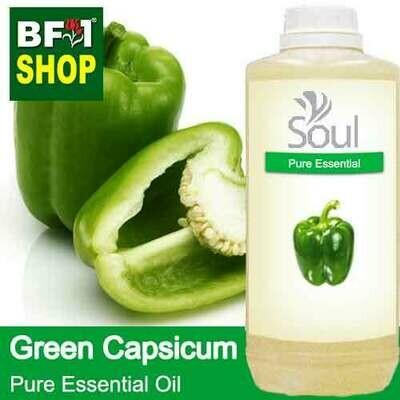 Pure Essential Oil (EO) - Capsicum Green Essential Oil - 1L
