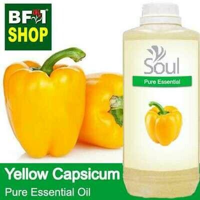 Pure Essential Oil (EO) - Capsicum Yellow Essential Oil - 1L