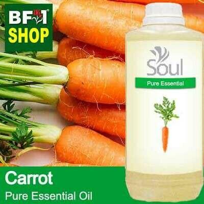 Pure Essential Oil (EO) - Carrot Essential Oil - 1L