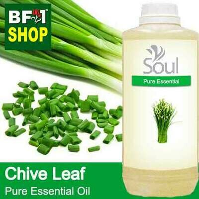Pure Essential Oil (EO) - Chive Leaf ( Allium schoenoprasum L ) Essential Oil - 1L