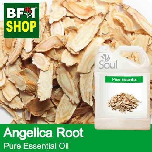 Pure Essential Oil (EO) - Angelica Root Essential Oil - 5L