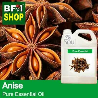 Pure Essential Oil (EO) - Anise Essential Oil - 5L