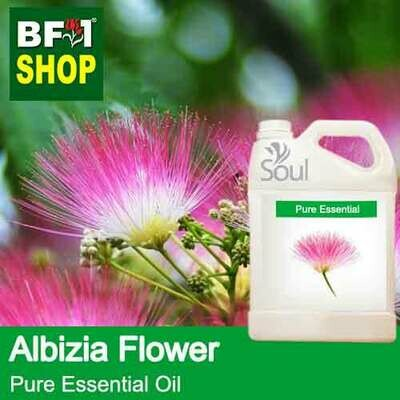 Pure Essential Oil (EO) -  Albizia Flower ( Albizia Julibrissin ) Essential Oil - 5L