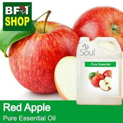 Pure Essential Oil (EO) - Apple - Red Apple Essential Oil - 5L