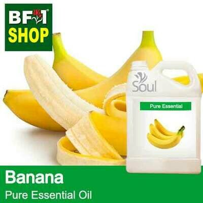 Pure Essential Oil (EO) - Banana Essential Oil - 5L