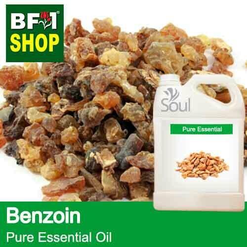 Pure Essential Oil (EO) - Benzoin Essential Oil - 5L