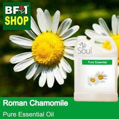Pure Essential Oil (EO) - Chamomile - Roman Chamomile Essential Oil - 5L
