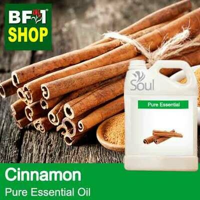 Pure Essential Oil (EO) - Cinnamon Essential Oil - 5L