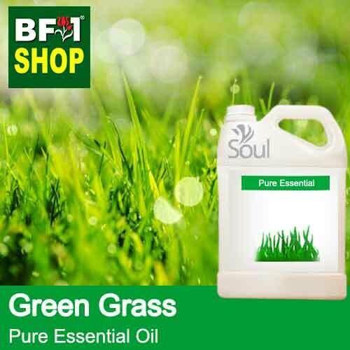 Pure Essential Oil (EO) - Green Grass Essential Oil - 5L