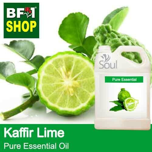 Pure Essential Oil (EO) - Lime - Kaffir Lime Essential Oil - 5L