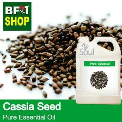 Pure Essential Oil (EO) - Cassia seed Essential Oil - 5L