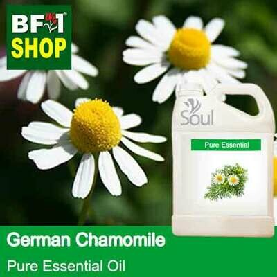 Pure Essential Oil (EO) - Chamomile - German Chamomile Essential Oil - 5L