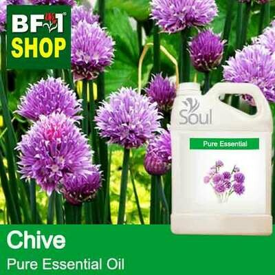 Pure Essential Oil (EO) - Chive ( Allium schoenoprasum L ) Essential Oil - 5L