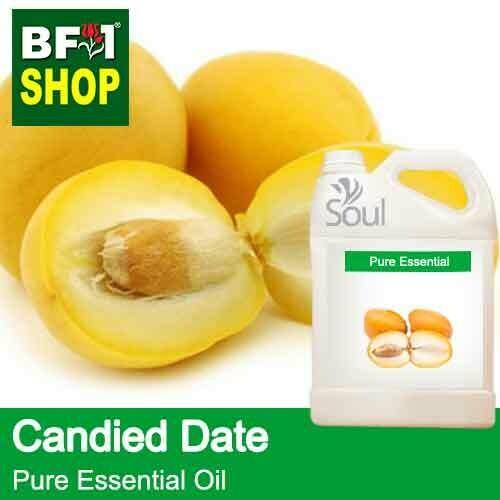 Pure Essential Oil (EO) - Date - Candied Date Essential Oil - 5L