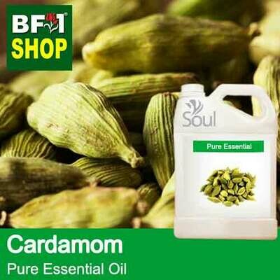 Pure Essential Oil (EO) - Cardamom Essential Oil - 5L
