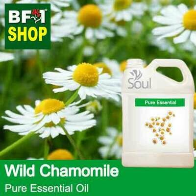 Pure Essential Oil (EO) - Chamomile - Wild Chamomile Essential Oil - 5L