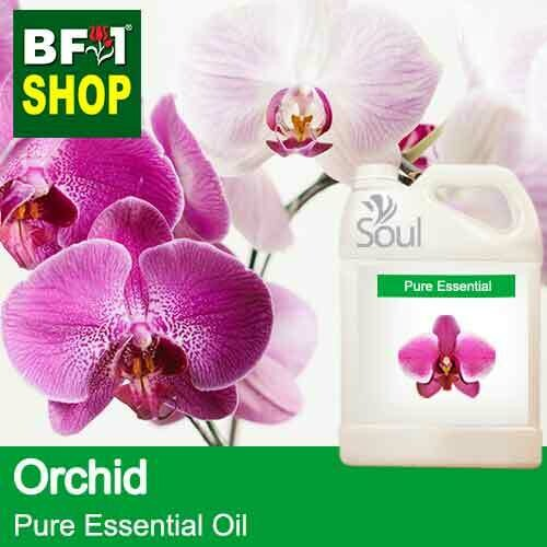Pure Essential Oil (EO) - Orchid Essential Oil - 5L