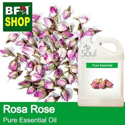 Pure Essential Oil (EO) - Rose - Rosa Rose Essential Oil - 5L
