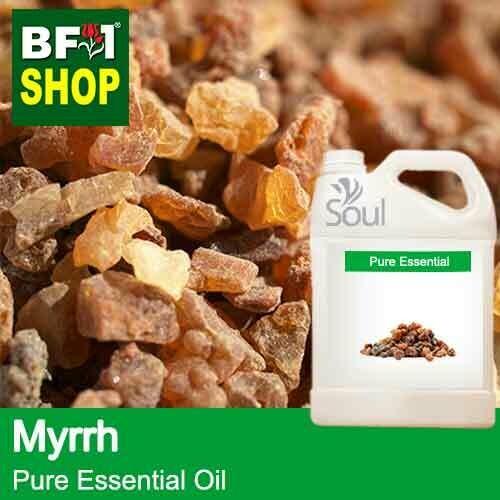 Pure Essential Oil (EO) - Myrrh Essential Oil - 5L