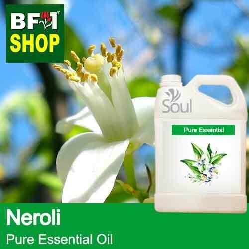 Pure Essential Oil (EO) - Neroli Essential Oil - 5L