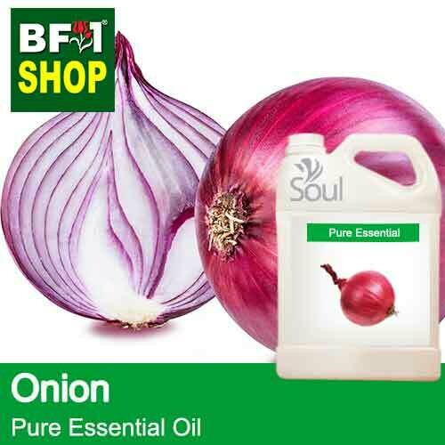 Pure Essential Oil (EO) - Onion Essential Oil - 5L