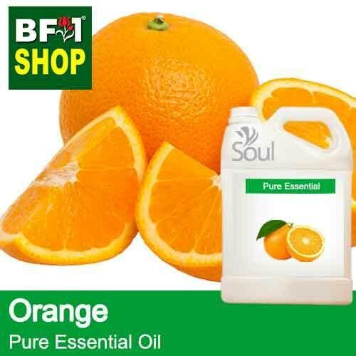 Pure Essential Oil (EO) - Orange Essential Oil - 5L
