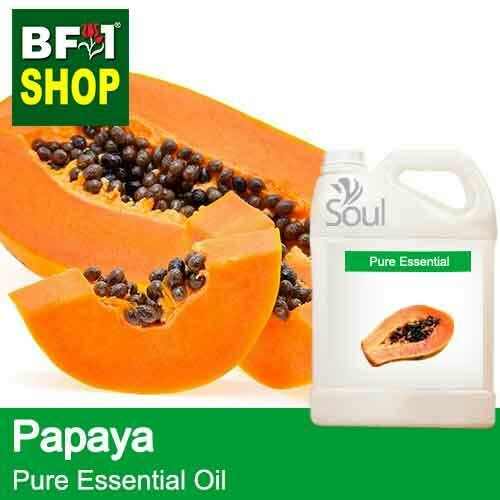 Pure Essential Oil (EO) - Papaya Essential Oil - 5L