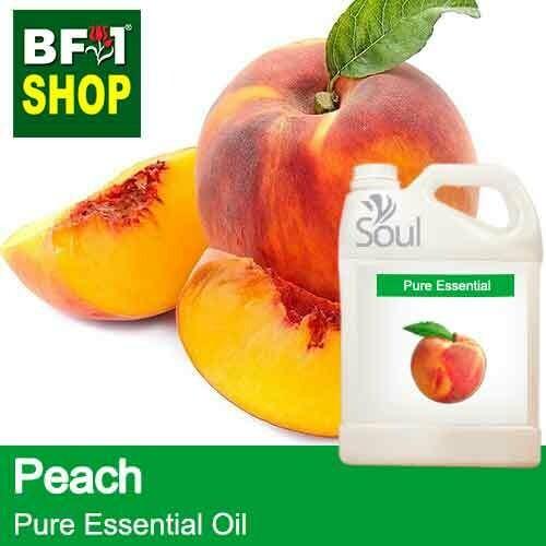 Pure Essential Oil (EO) - Peach Essential Oil - 5L