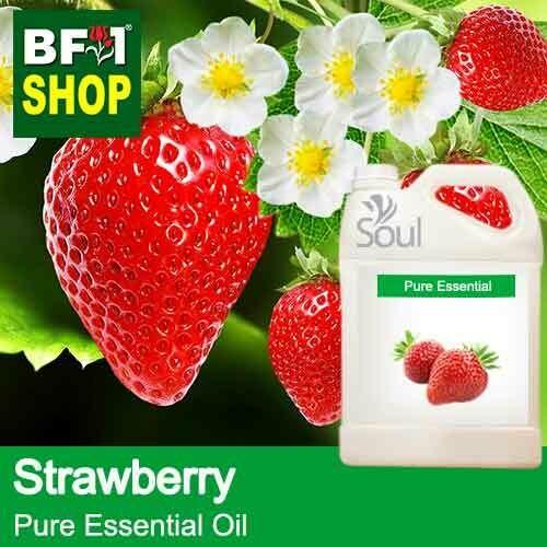 Pure Essential Oil (EO) - Strawberry Essential Oil - 5L
