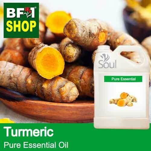 Pure Essential Oil (EO) - Turmeric Essential Oil - 5L