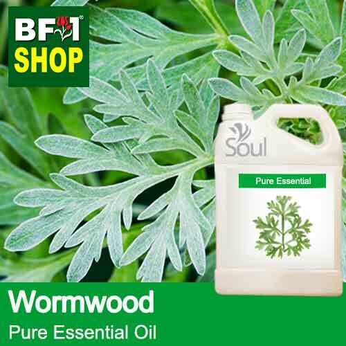 Pure Essential Oil (EO) - Wormwood Essential Oil - 5L