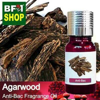Anti-Bac Fragrance Oil (ABF) - Agarwood Anti-Bac Fragrance Oil - 10ml