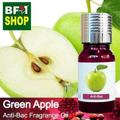 Anti-Bac Fragrance Oil (ABF) - Apple - Green Apple Anti-Bac Fragrance Oil - 10ml