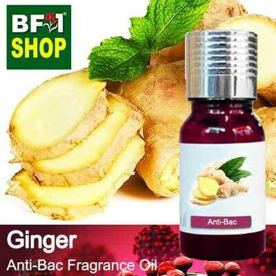 Anti-Bac Fragrance Oil (ABF) - Ginger Anti-Bac Fragrance Oil - 10ml