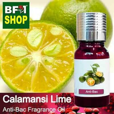 Anti-Bac Fragrance Oil (ABF) - lime - Calamansi Lime Anti-Bac Fragrance Oil - 10ml