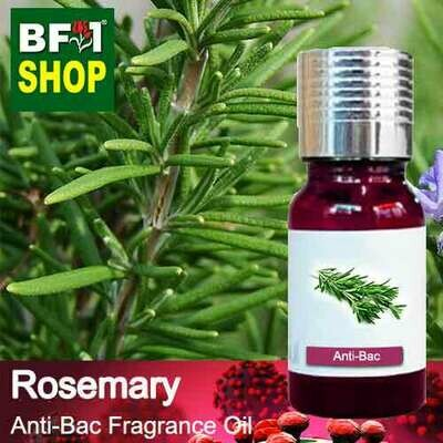 Anti-Bac Fragrance Oil (ABF) - Rosemary Anti-Bac Fragrance Oil - 10ml
