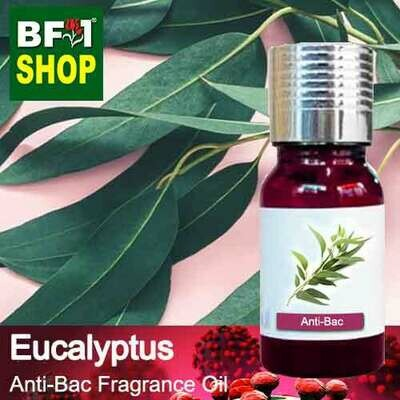 Anti-Bac Fragrance Oil (ABF) - Eucalyptus Anti-Bac Fragrance Oil - 10ml