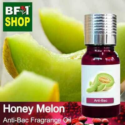 Anti-Bac Fragrance Oil (ABF) - Honey Melon Anti-Bac Fragrance Oil - 10ml